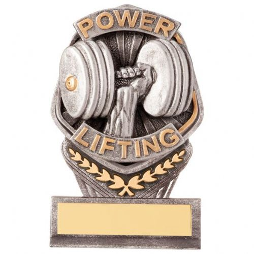 Falcon Power Lifting Award 105mm